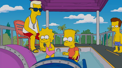 The Simpsons 30x21 : D'oh Canada- Seriesaddict
